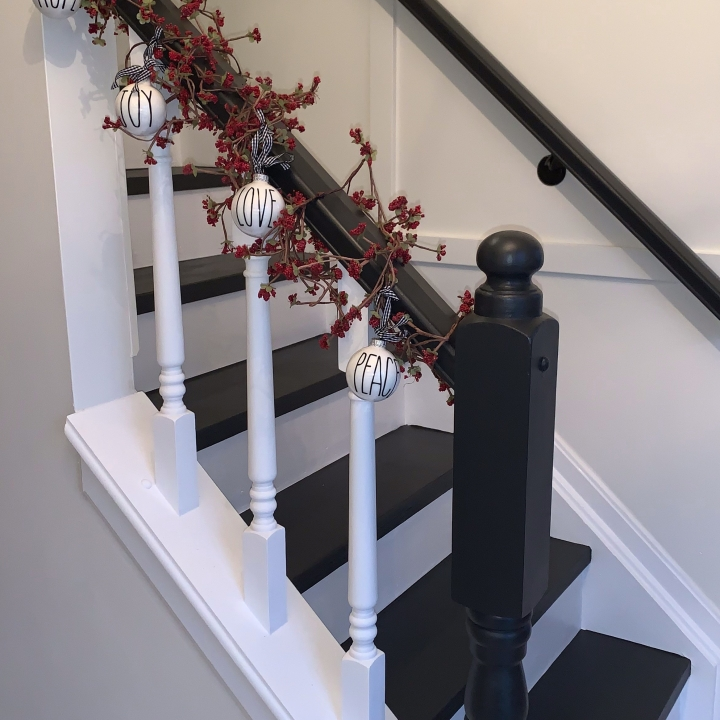 Renovating a Staircase